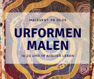 Urformen-Malen-Malkurs