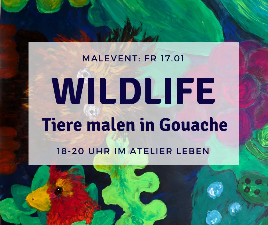 Malevent-Wildlife